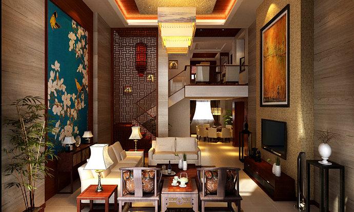 中式装修住宅中楼梯设计需要注意这5个方面