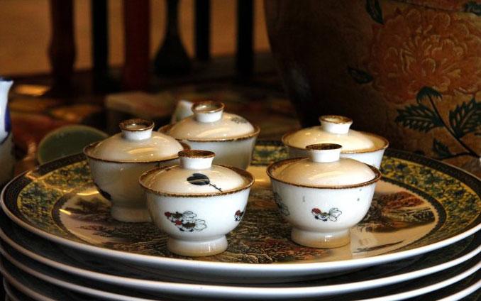 一方瓷韵点染无尽雅致风情 中式空间陶瓷装饰之美