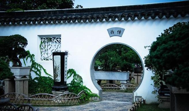中式古典园林造景艺术深谙