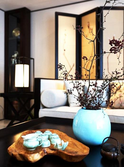 宜设而设,妙趣非凡 中式居室空间古玩雅物的陈设之道
