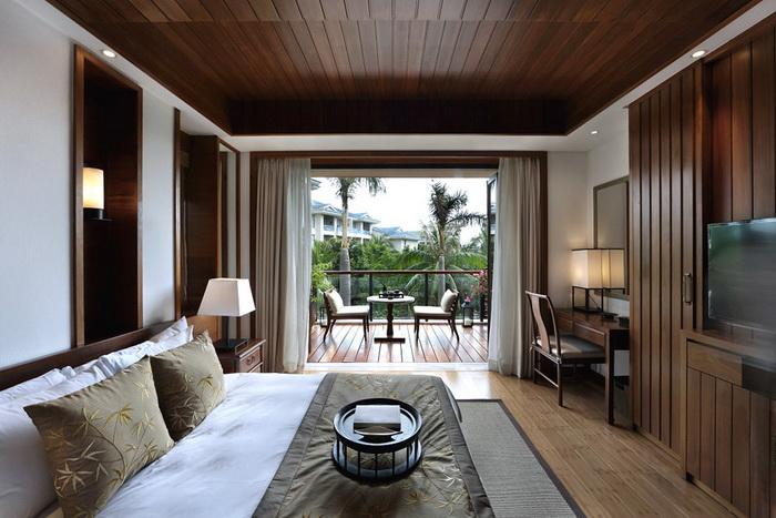 中式家居室内设计中的禅意,是一种与无限自然浑然一体,融化为一的,它