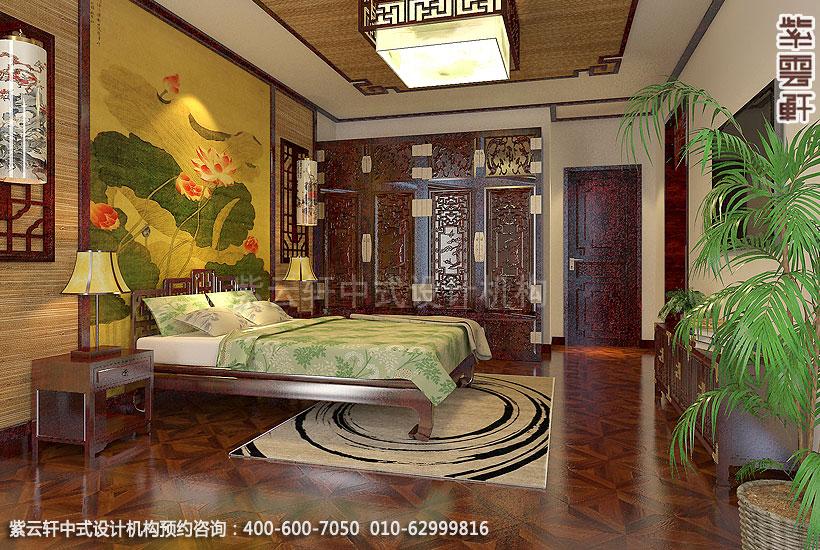 古典中式装修禅意设计住宅 刘宅