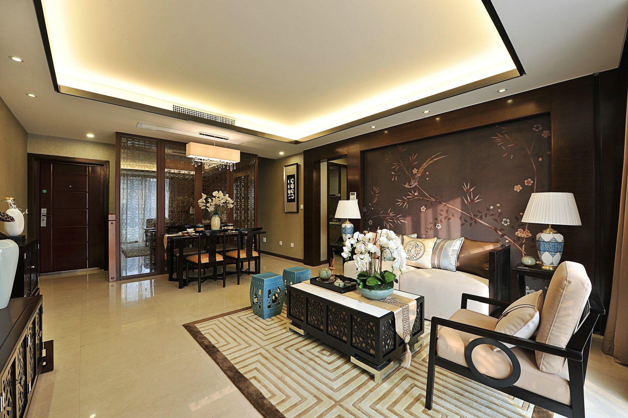 经典的新中式装修风格住宅该遵守那些必要的规则