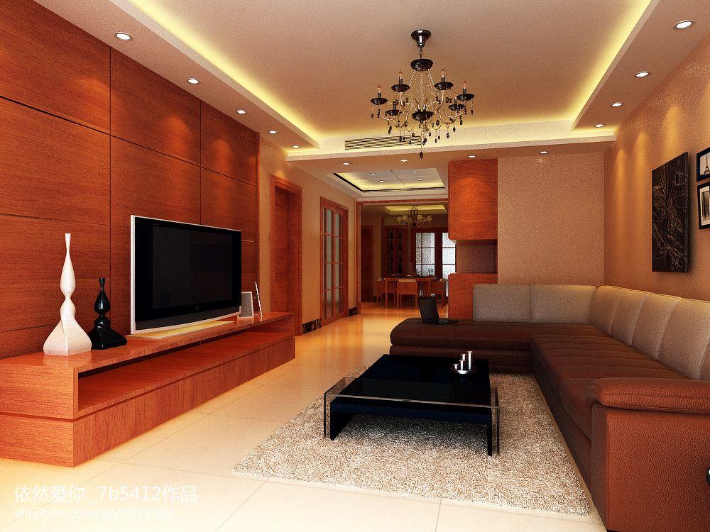 中式装修客厅该选择什么样式的地板最合适