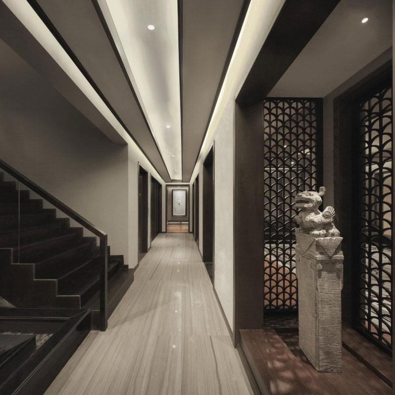 中式装修的禅意空间 清净中带着古韵悠然