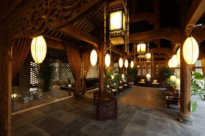 中式装修空间古韵悠然,呼吸着清宁的心音