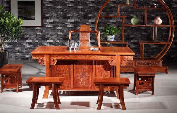 中式家具雕刻美学