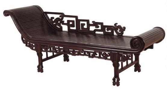 雍容华贵 古代女性专用的床榻贵妃榻