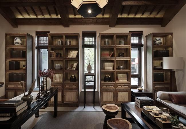 中国式优雅生活 中式居舍文化之斋、房的空间陈设之道
