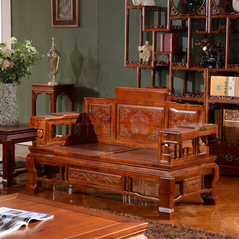 文化传承,富华典雅 中式空间京作家具的古典魅力图片