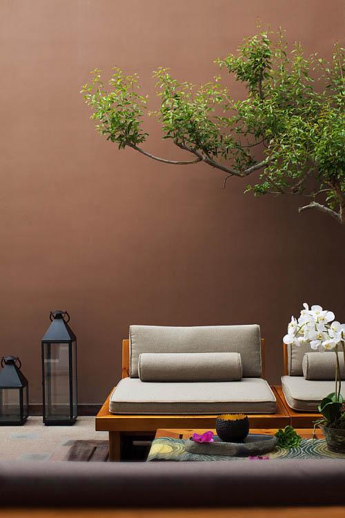 中式室内设计传统元素演绎无物不饰、无饰不巧的极致美学
