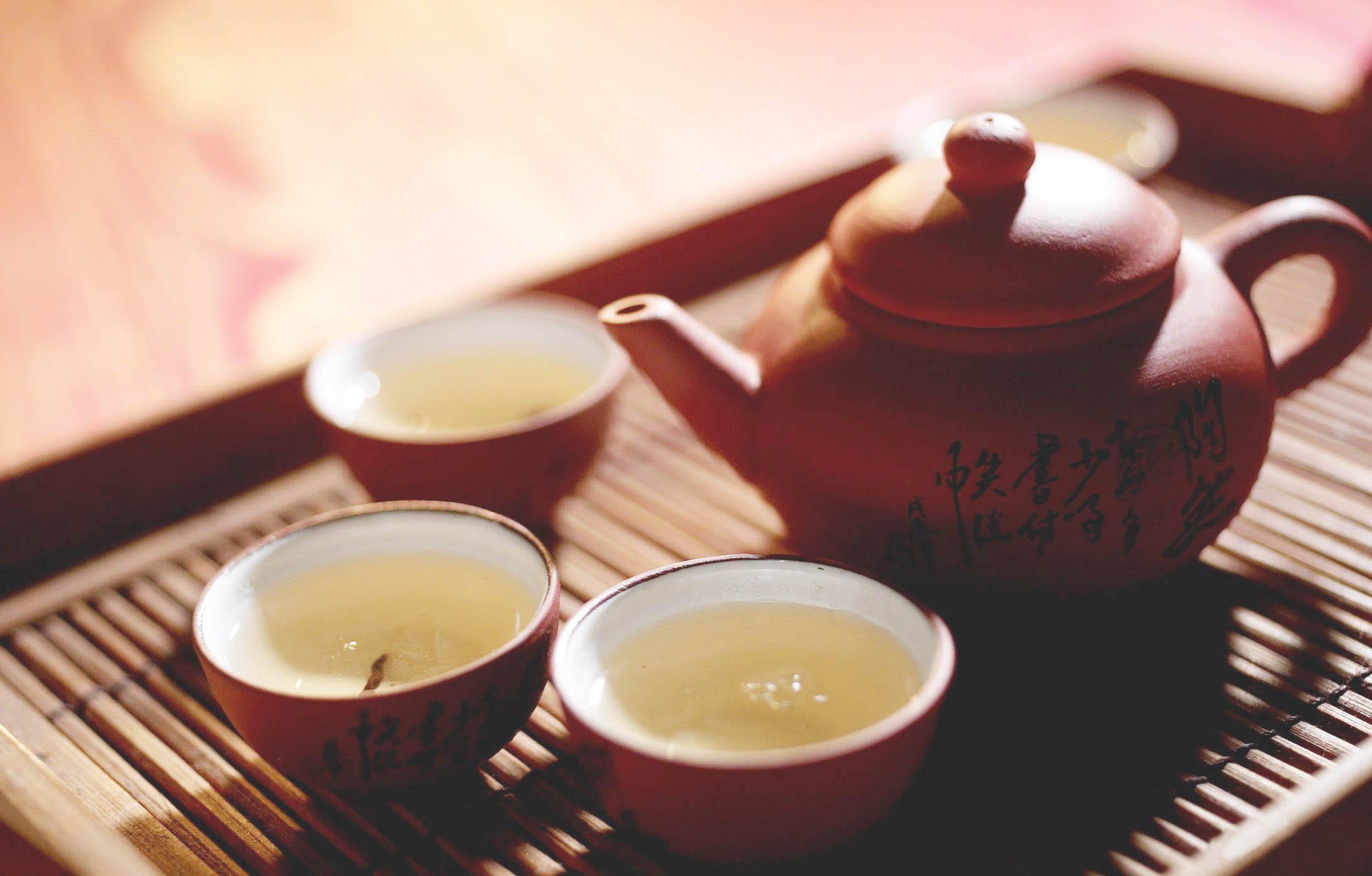 中式茶道文化崇静尚俭展现茶道之美
