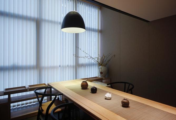 中式设计空间软装之美 深藏韵味,寓意深远