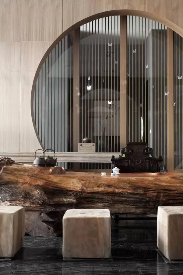 和、敬、清、寂 中国茶道禅茶一味之妙境 紫云轩中式装修设计机构