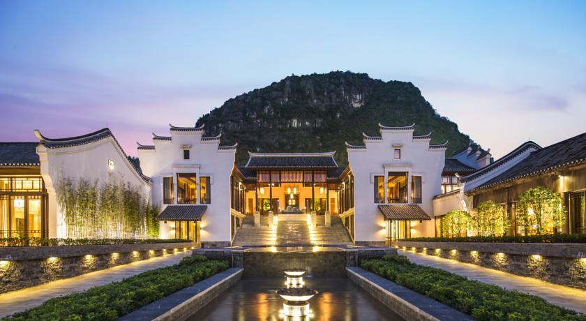 中式徽派风格空间设计艺术之山水情怀