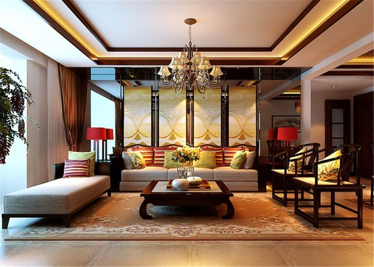 传统家具陈设演绎禅定、寂静的中式空间美学