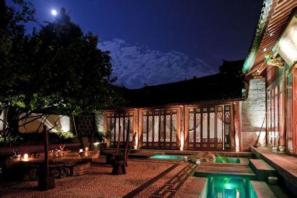 中式居室空间设计之传统色彩蕴涵着丰厚的文化底蕴和精神意义