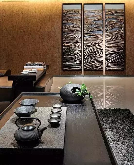 中式装修不同规格的茶室该如何装修设计