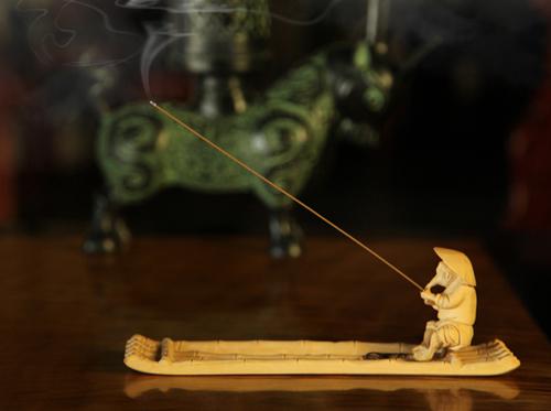中国佛家香道文化 开启了大贤大德的智慧,濡养了文人雅士的心性