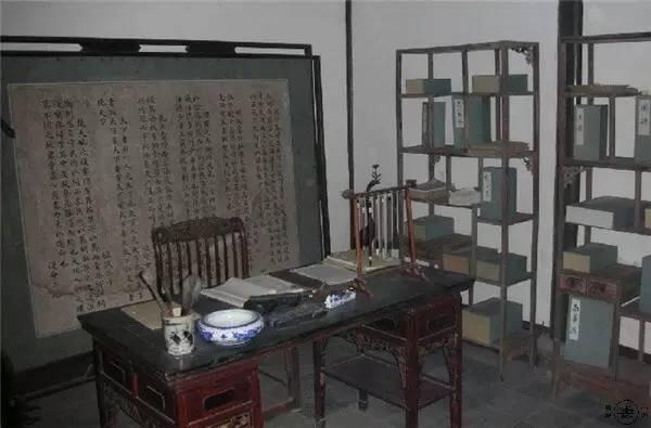 躲进这样舒雅的中式书房怎还管他春夏秋冬绘制中国地图活动方案图片