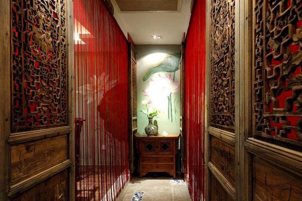 江南风格中式酒店空间 一阕温婉轻灵的小令