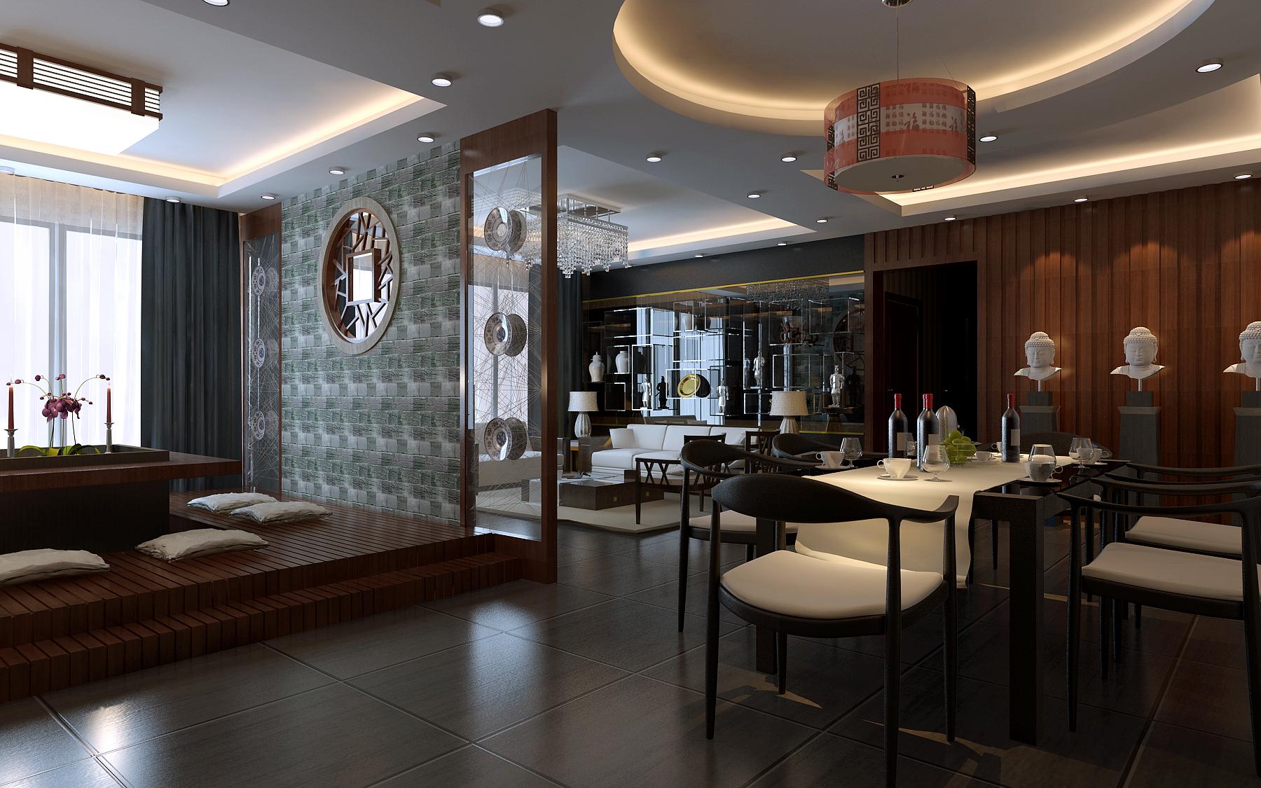 新中式风格家居设计有哪些讲究特点