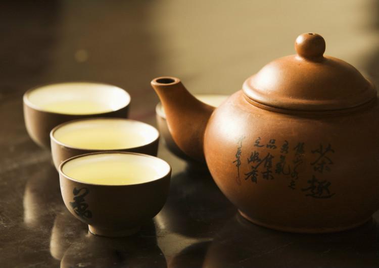 中式茶室空间紫砂清韵 文巧细腻大美无言