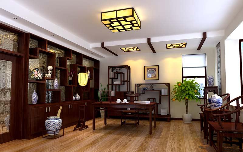 瓷器对于中式装修家居装饰作用