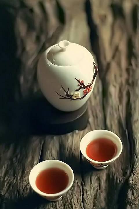 中国茶道文化之古人茶境--茶可恰情,可论道,可益思,可养性