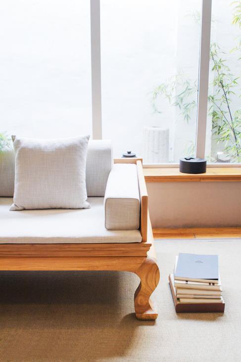 中式空间明式家具意境美学 别致清奇温婉恬静