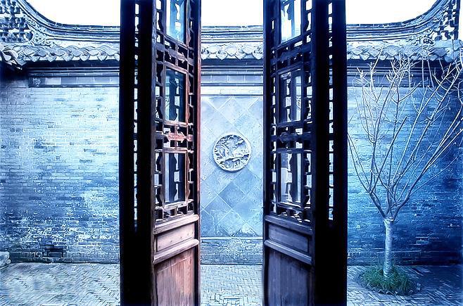 中式古典园林庭院 缔造绝美诗意的古雅之境