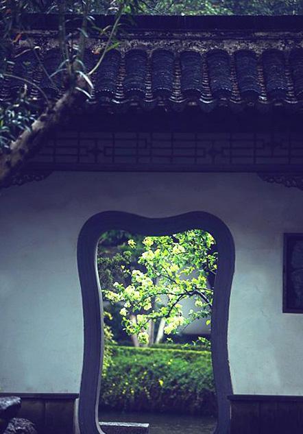 中式庭院造景