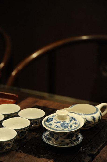 玲珑剔透万般好 中式空间瓷与茶的契合之境