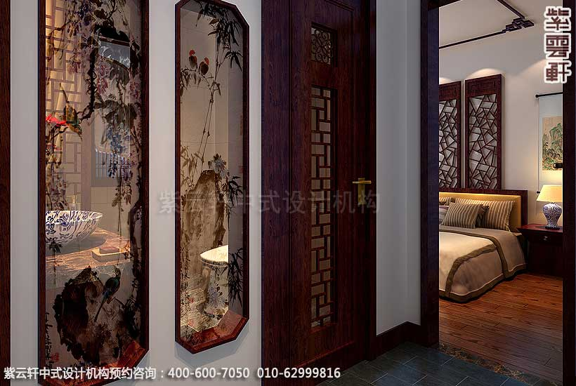 别墅现代中式设计