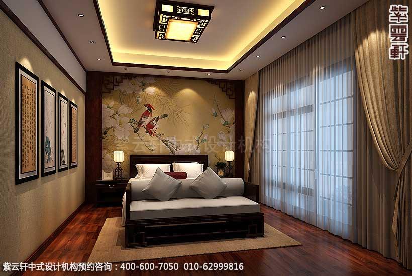 卧室中式装修