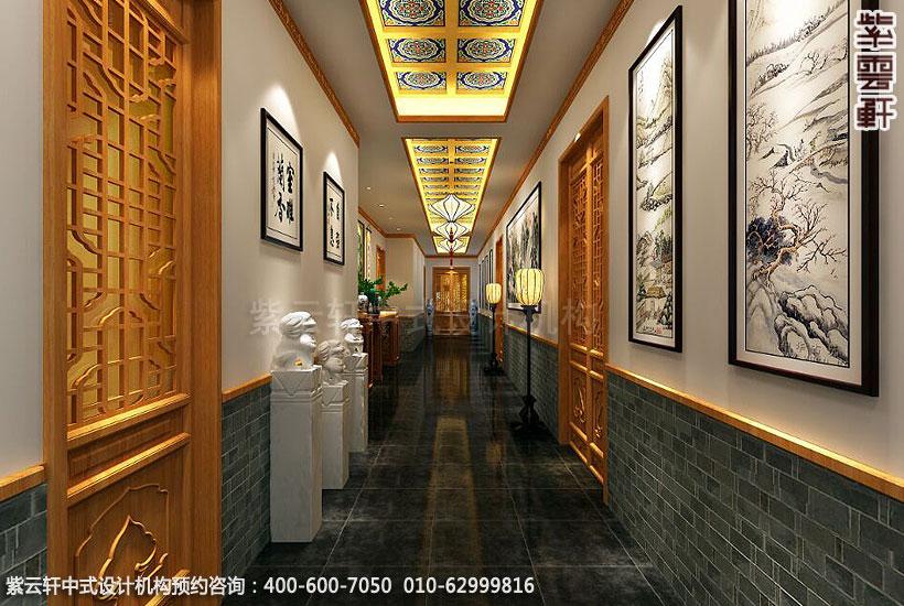 餐饮酒店中式设计