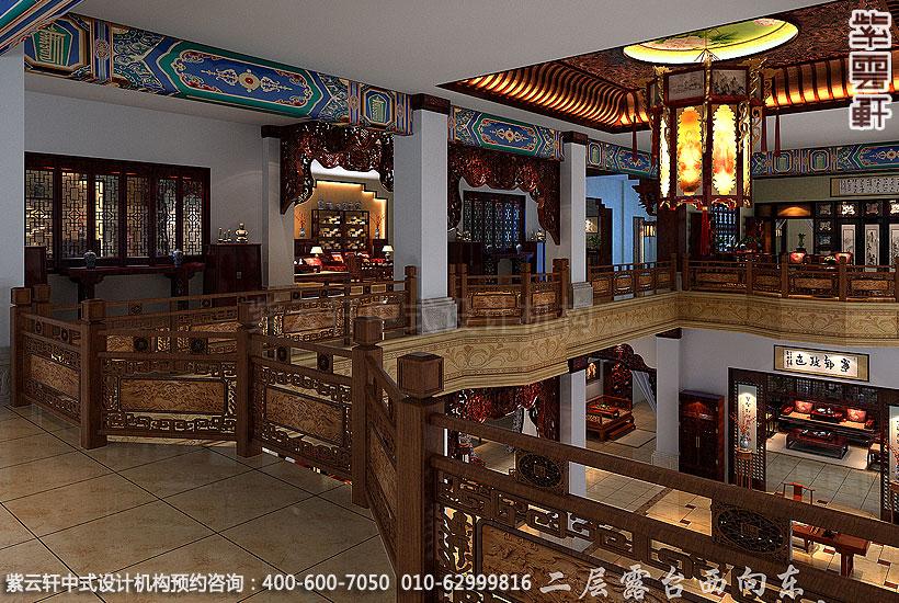 红木精品馆中式装修