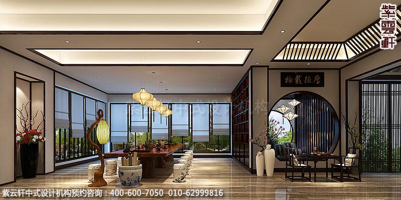 新中式风格酒店