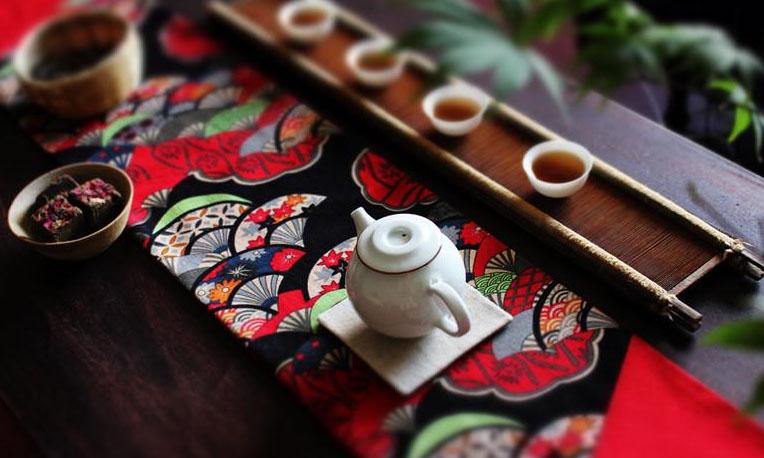 中式茶室空间茶席妙境 一席一天地,一方一自在