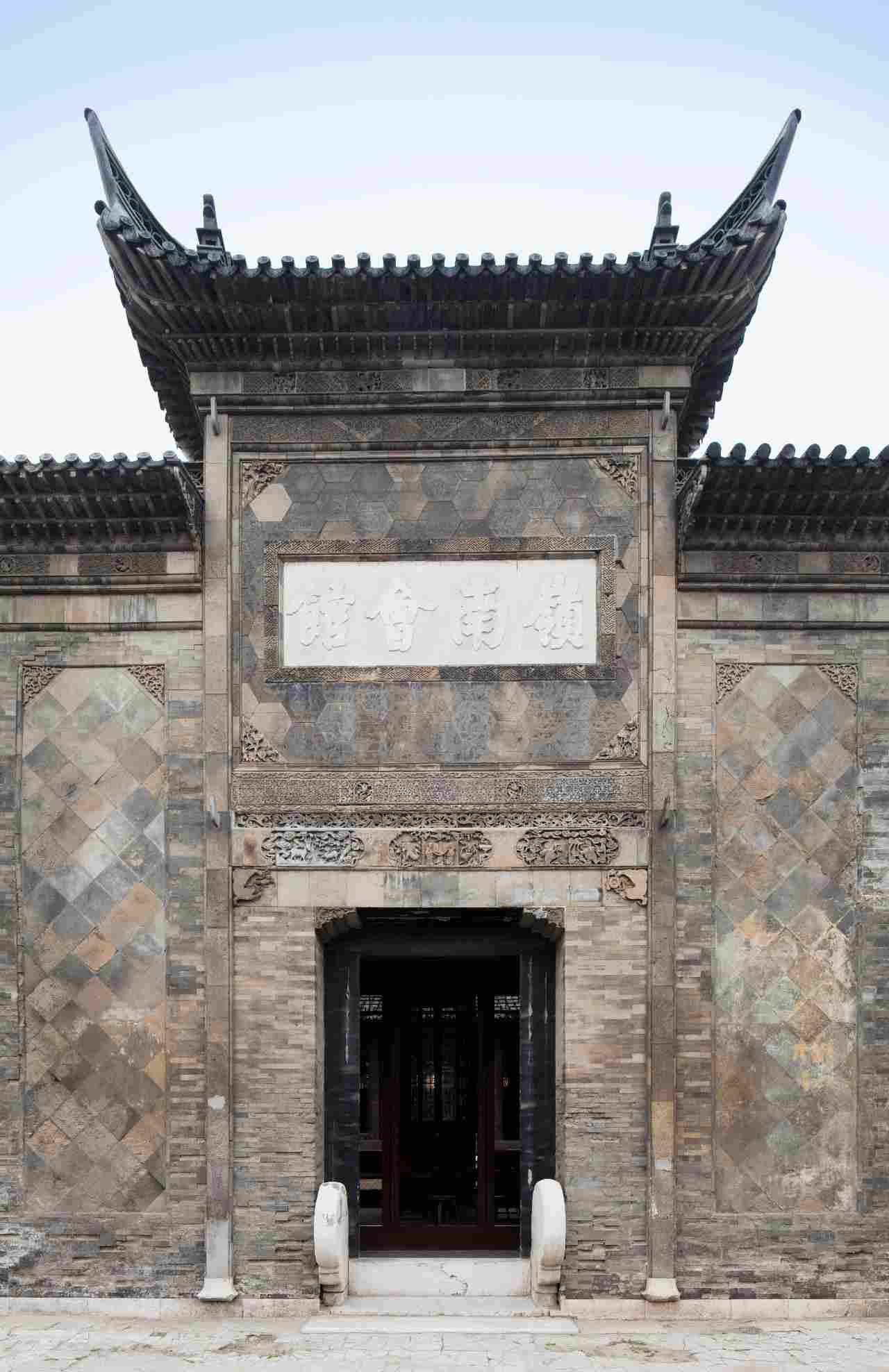 中国古建筑的东方美学