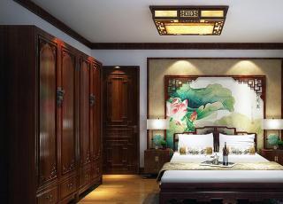 兰州精品住宅古典中式装修,浑然天成的高雅秀洁