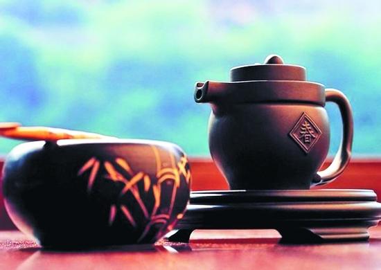 中式茶道生活之文人茶境--清雅幽静,朴素自然