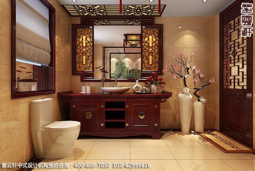 住宅中式装修