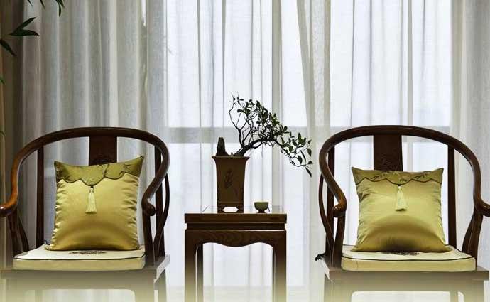 中式居室空间景境相合的意象之美(下)