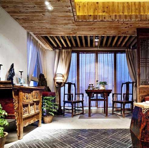 中式空间设计美学饱含中国传统文化之精妙