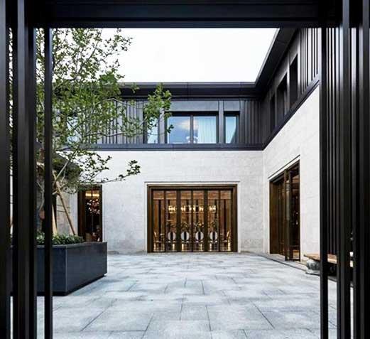 古典美學思想中,構筑妙景--江南風格中式庭院布景