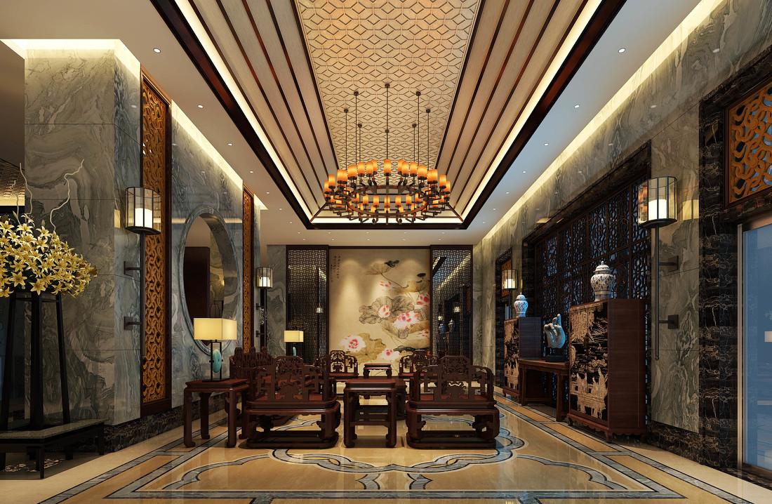 中式装修家居的木门的正确选择方案