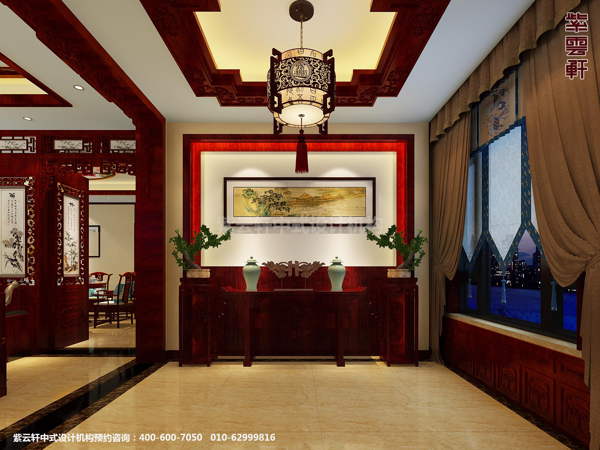中式装修首页 别墅装修 现代中式装饰