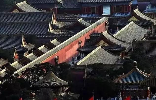 中国式瓦房,建筑美图赏析