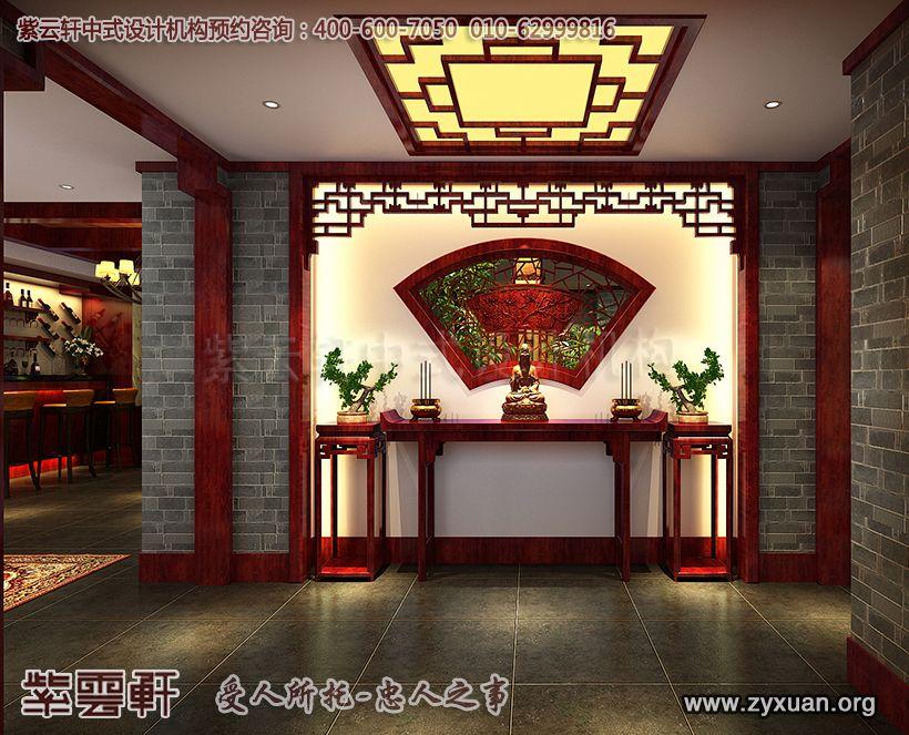 古典门厅设计